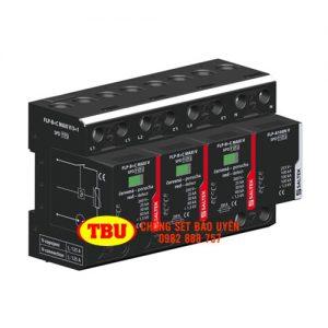 Thiết Bị Cắt Sét 3 Pha 100KA – FLP-B+C MAXI V(S)/3+1