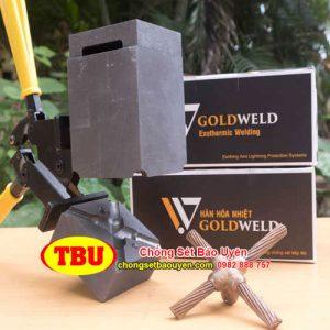 Khuôn hàn hóa nhiệt GOLDWELD Việt Nam