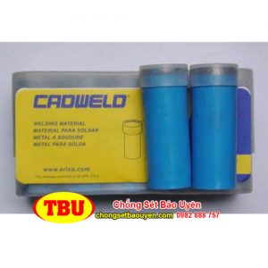 Thuốc Hàn Hóa Nhiệt Cadweld (ERICO-Mỹ)