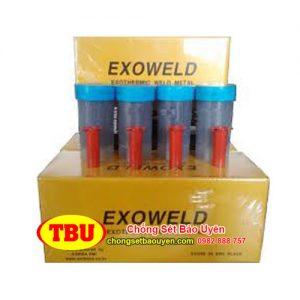 Thuốc hàn hóa nhiệt Exoweld – Hàn Quốc