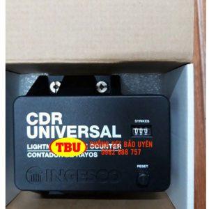 Bộ Đếm Sét Ingesco CDR-Universal (Tây Ban Nha)