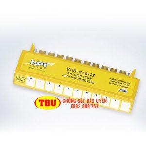 Thiết bị chống sét cho điện thoại VHS-K10-230 hãng LPI-ÚC