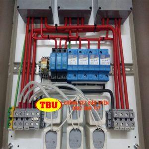 Tủ cắt lọc sét 3 pha Model SF – NE-SS480 hãng LPI-ÚC