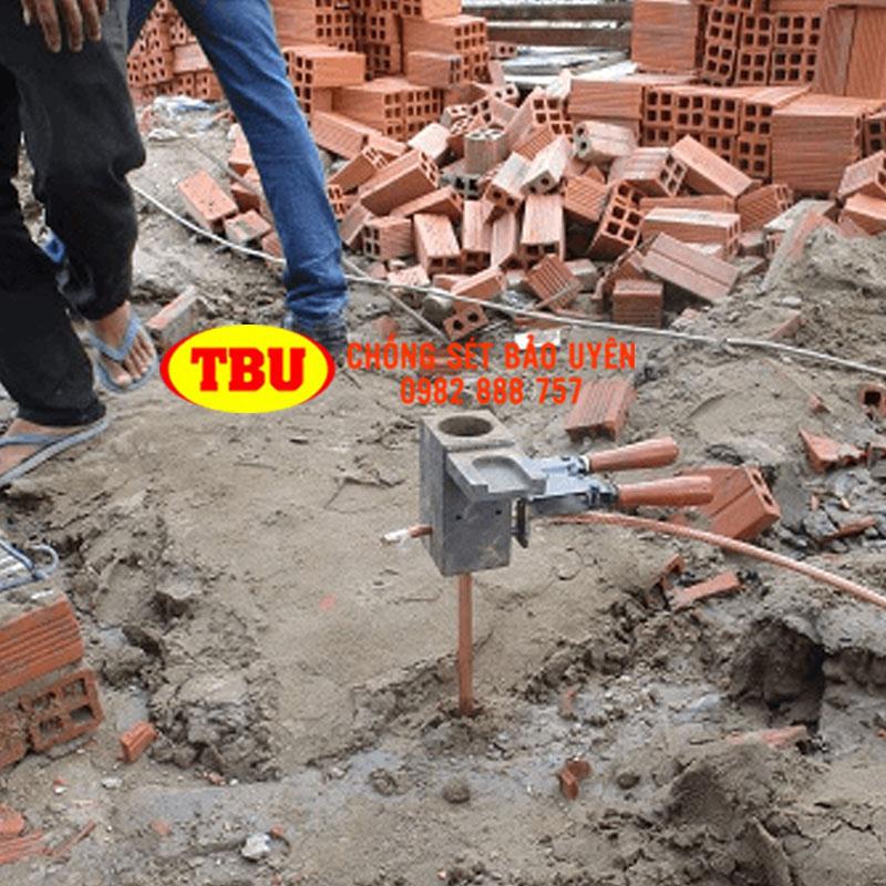 Đơn vị thi công chống sét ở Quảng Ninh chuyên nghiệp